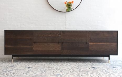 Credenza Dark : Furniture lake credenza bddw