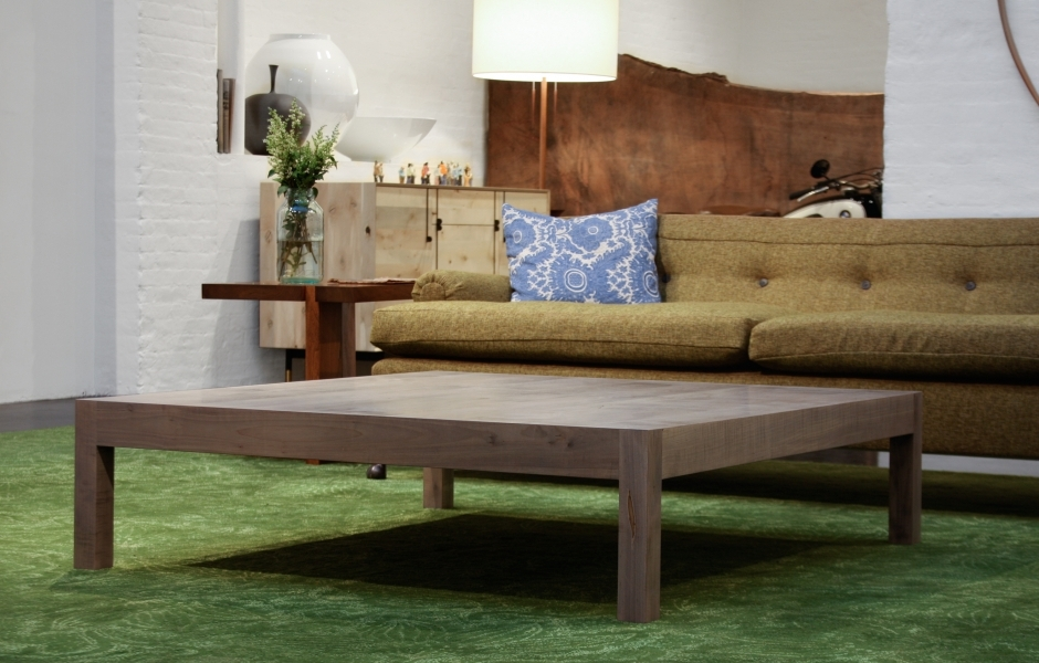 Simple Coffee Table - FURNITURE SIMPLE COFFEE TABLE BDDW