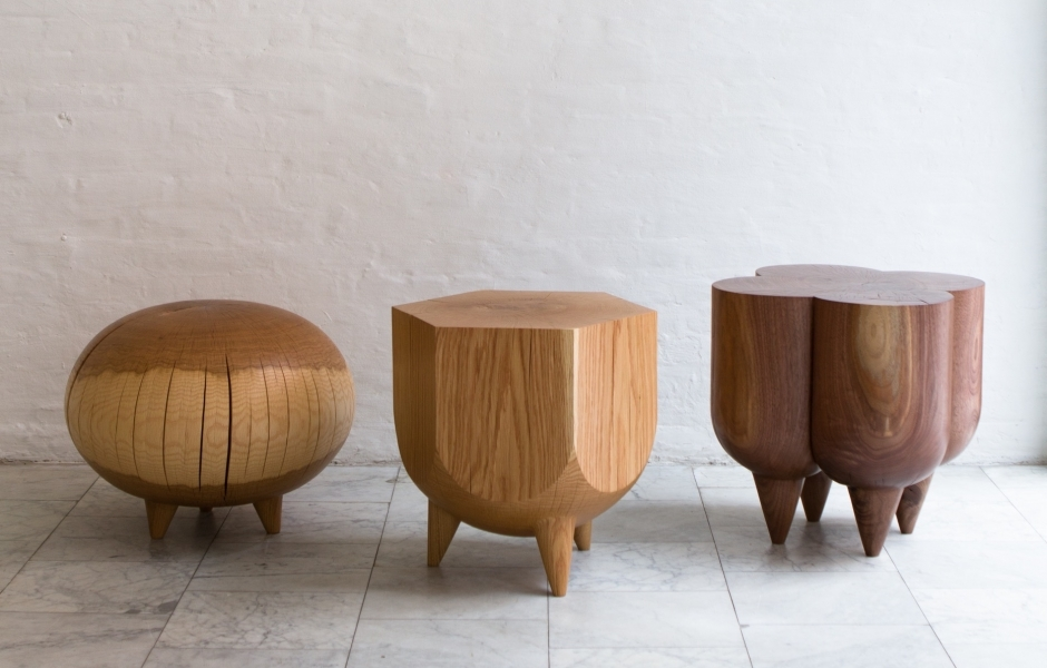 Superbe FURNITURE | WOODEN KIERAN STUMP | BDDW